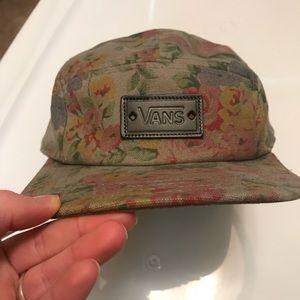 Vans hat!